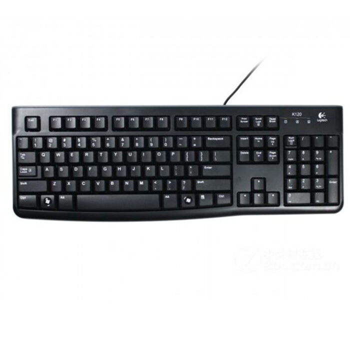 Logitech K120 Wired English Keyboard