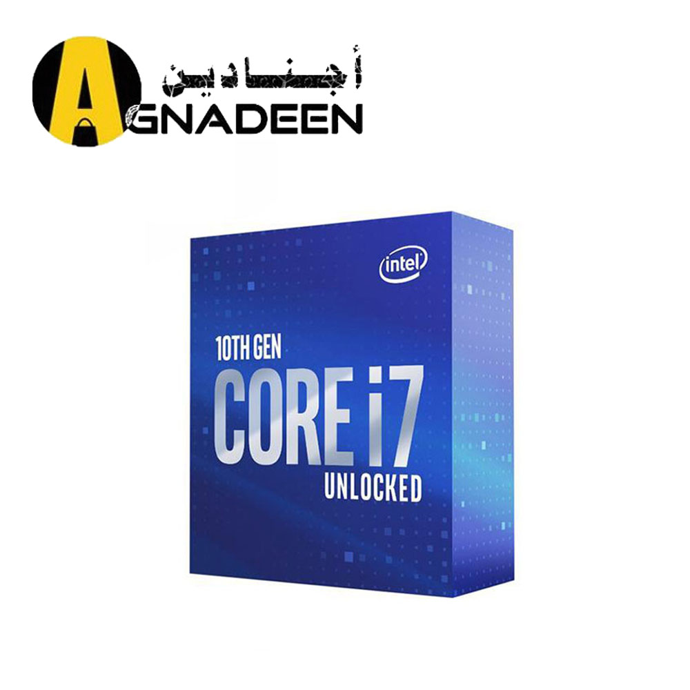 Intel Core i7-10700K Desktop Processor 8 Cores up to 5.1 GHz Unlocked LGA1200 Intel 400 Series Chipset