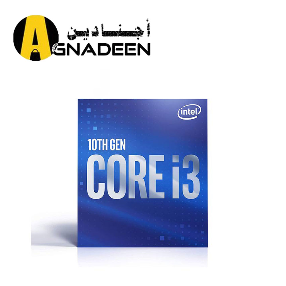 Intel Core i3-10100 Desktop Processor 4 Cores up to 4.3 GHz LGA1200