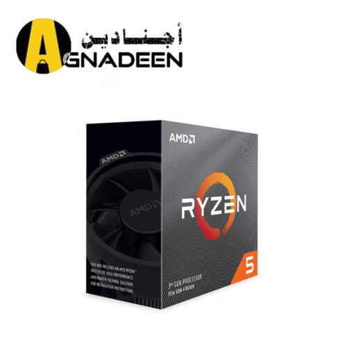 AMD Ryzen 5 3600 With Wraith Cooler