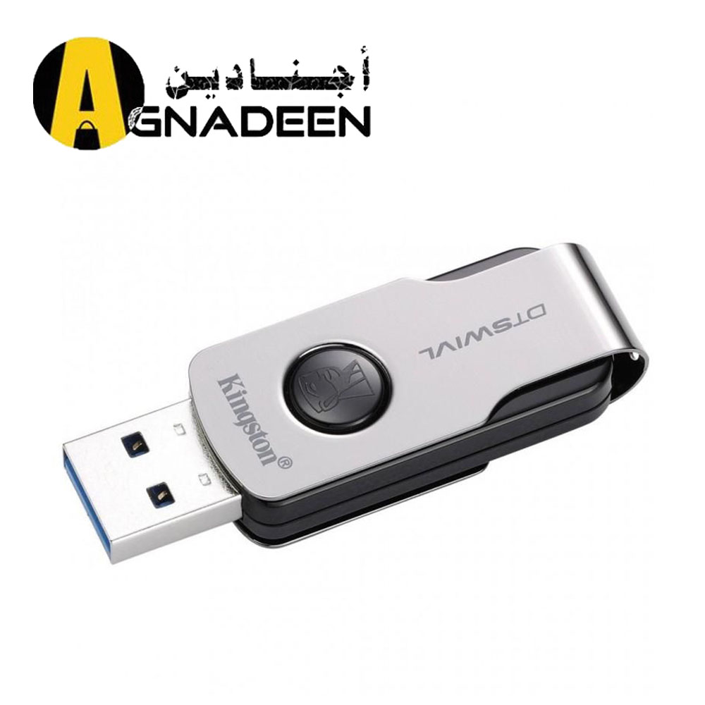 Kingston 32GB DataTraveler SWIVL USB 3.0 Flash Memory Stick Drive