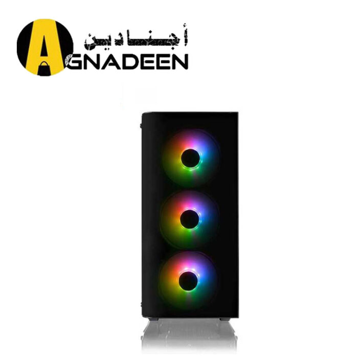 THERMALTAKE View 21 Tempered Glass RGB Plus Edition Mid Tower Chassis