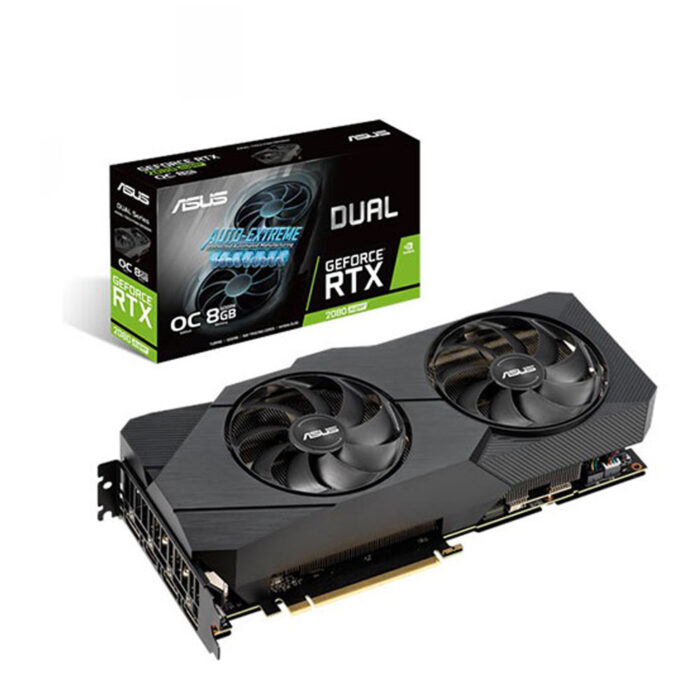 ASUS Dual GeForce RTX 2080 SUPER EVO V2 OC edition 8GB GDDR6