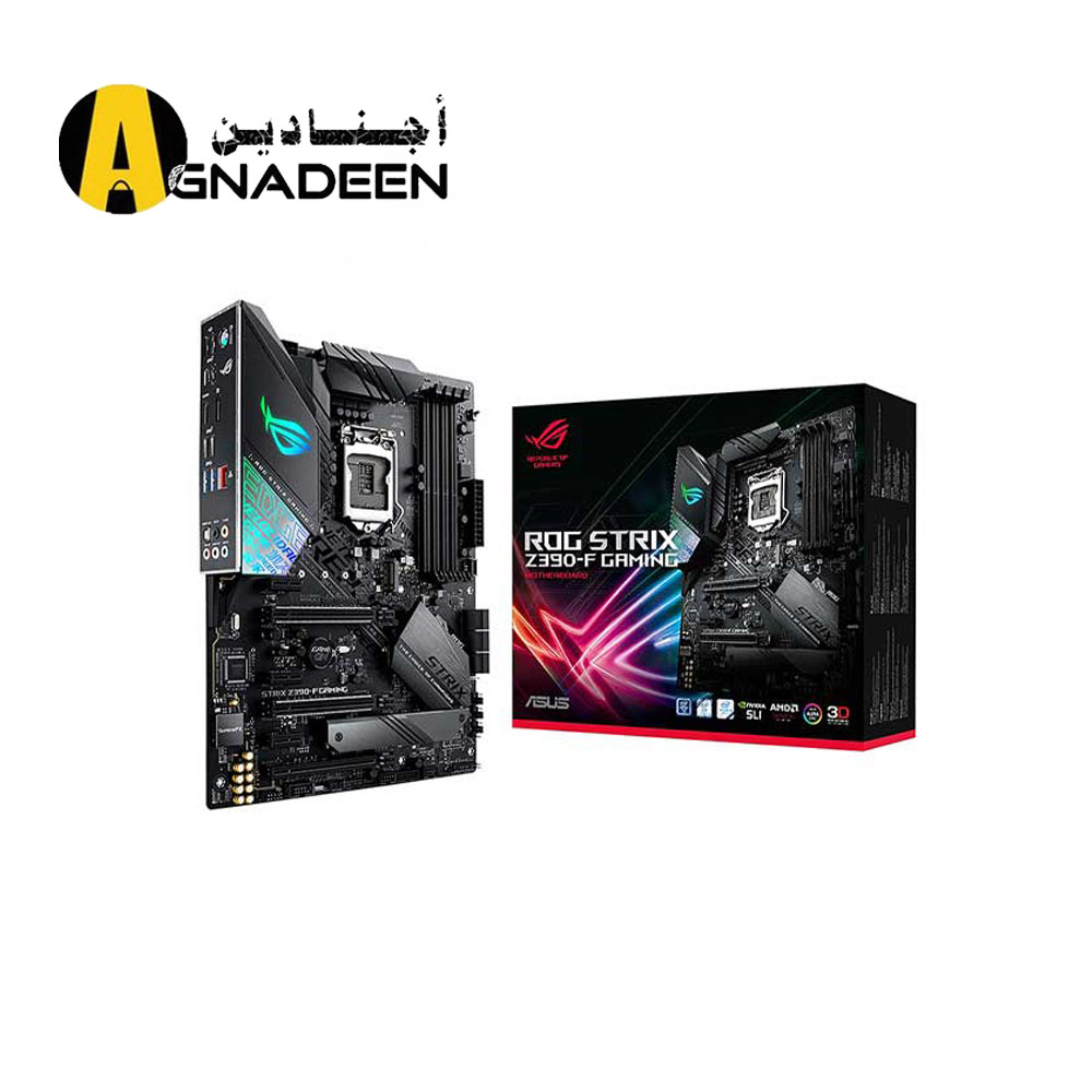ASUS ROG Strix Z390-F Gaming Motherboard