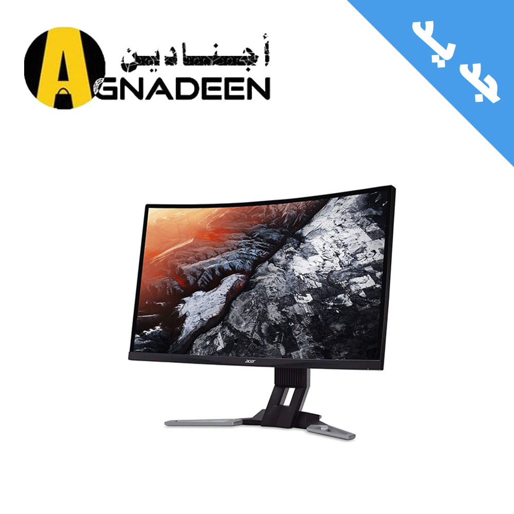 Acer XZ321QU bmijpphzx 31.5 Curved WQHD 2560 x 1440 Monitor 1ms 144Hz Refresh HDR Ready
