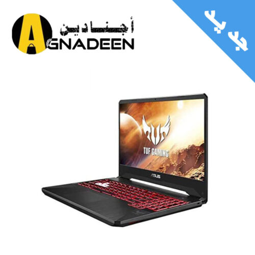 Asus TUF Gaming FX505DU-AL130T Gaming Laptop 15.6 FHD 120HZ - AMD R7-3750H 2.3 GHz 16 GB RAM 1TB 512GB SSD Nvidia GeForce GTX 1660Ti -WIN 10