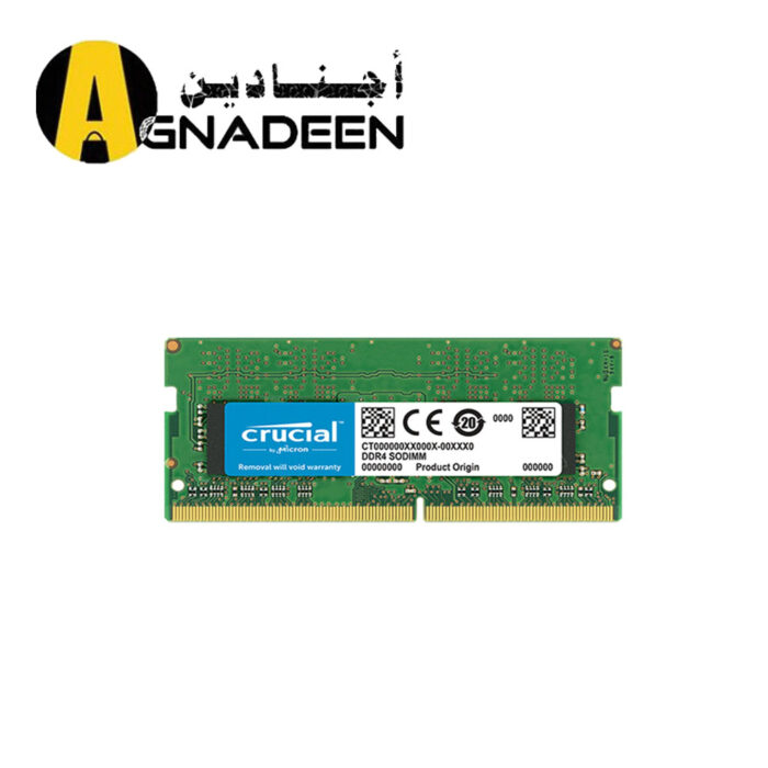 Crucial 4GB DDR4-2400 SODIMM laptop