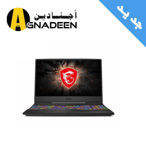 MSI L65 Gaming Laptop 15.6-Inch Display Core i7-9750 16GB RAM 1TB 256SSD HDD NVIDIA GeForce RTX 2060