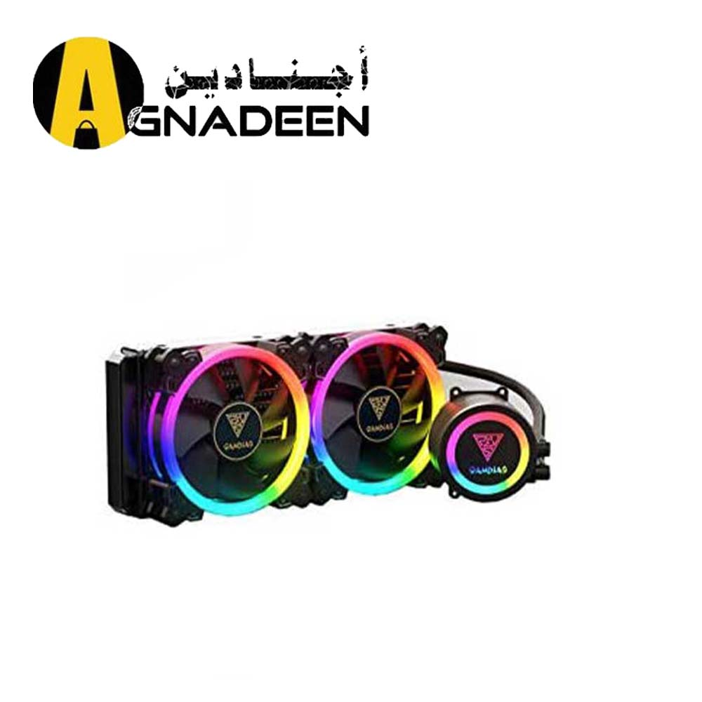 Gamdias Case Fan Cooling CHIONE M2-240R