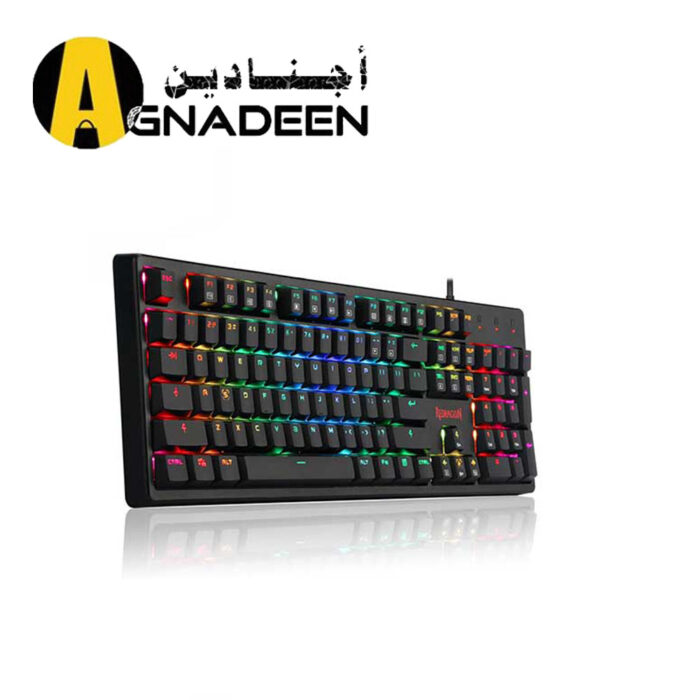 Redragon K578 Mechanical Gaming Keyboard Wired USB RGB LED Backlit