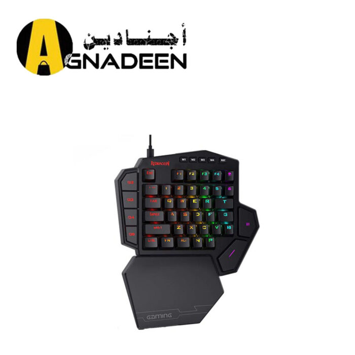 Redragon K585 DITI One-Handed RGB Mechanical Gaming Keyboard