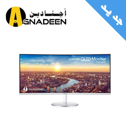 Samsung LC34J791WTUXEN 34 Curved Ultra Wide LED Monitor - UWQHD 4 GTG - 3440 x 1440 100Hz Freesync