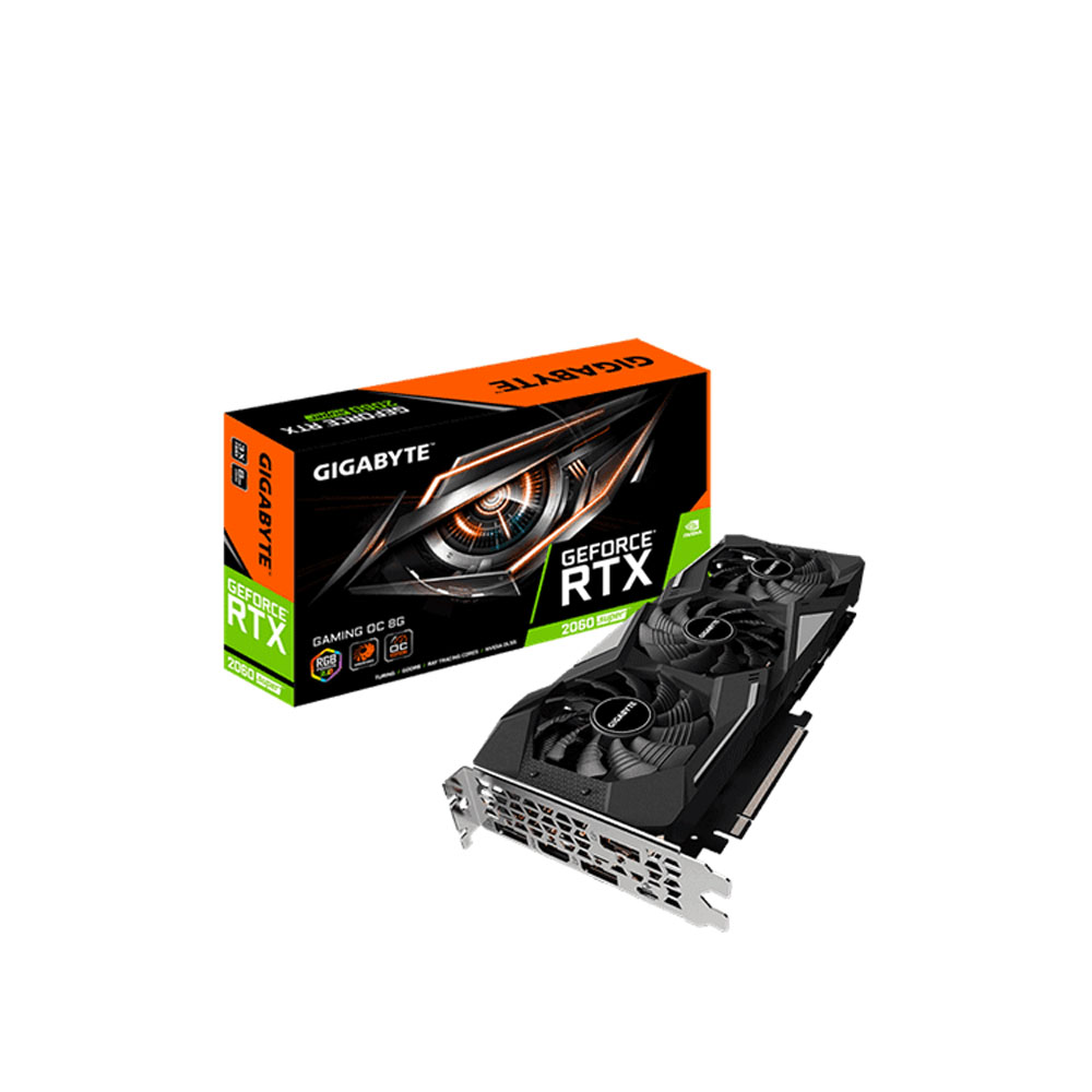GeForce RTX 2060 SUPER GAMING OC 8G