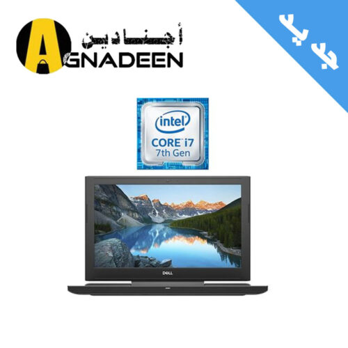 Inspiron 15-7577 Gaming Laptop - Intel Core i7 - 16GB RAM - 1TB HDD 512GB SSD - 15.6-inch UHD - 6GB GPU - DOS - Black