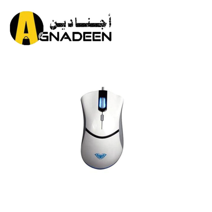 Mouse Aula Gaming SI 9002 white