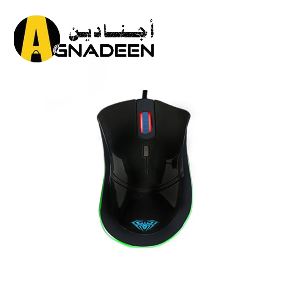 Mouse Aula Gaming SI 9002 BLACK