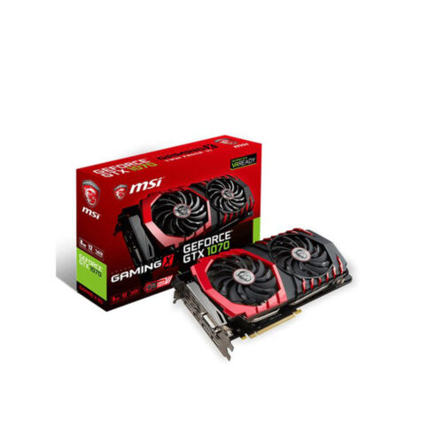 8GB GDDR5 GeForce GTX 1070 GAMING X