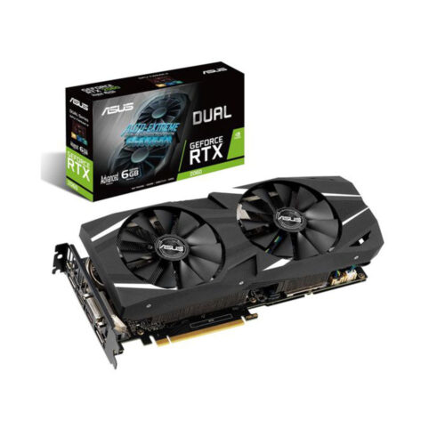 ASUS 6GB GeForce RTX 2060 Advanced OC