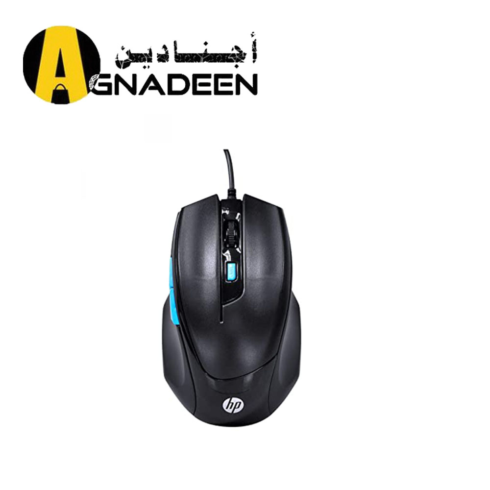 HP M150 Wired Gaming Mouse Black