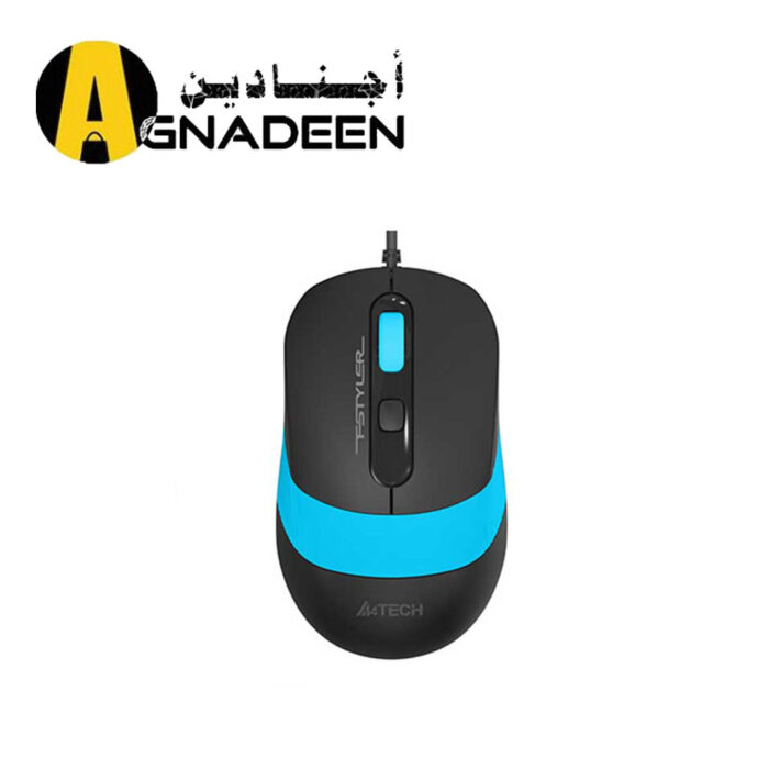 A4tech Fstyler FM10 BLUE Optical Wired Mouse