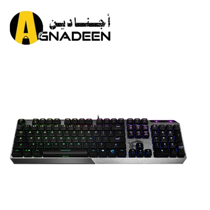 VIGOR GK50 LOW PROFILE GAMING KEYBOARD