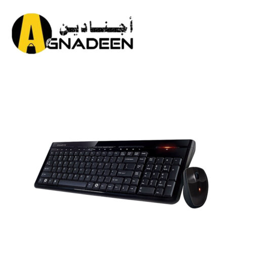 Gigabyte GK-KM7580 Wireless Keyboard and Mouse Combo Set