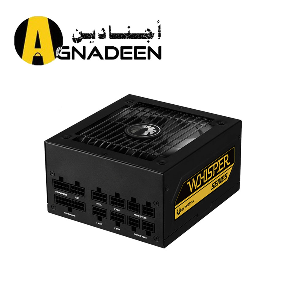 BitFenix Whisper M 80 Plus Gold Full Modular 850W PSU