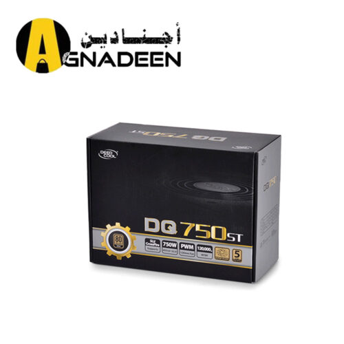 Deepcool DQ750ST Certified to 80 Plus Gold