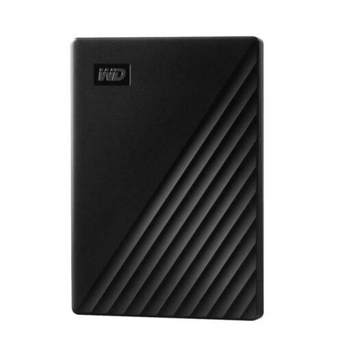 WD 2 TB My Passport 2.5 inch External HDD Black - WDBYVG0020BBK