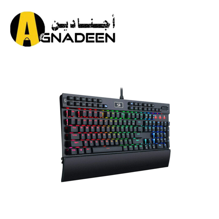 Redragon K550 Mechanical Gaming Keyboard RGB LED Backlit with Brown Switches