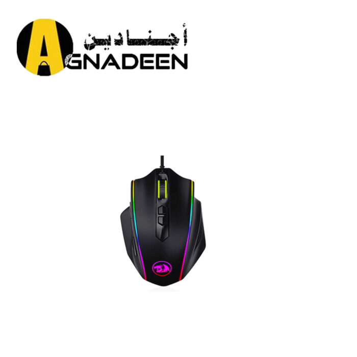 Redragon M720 Vampire RGB Gaming Mouse 10 000 DPI Adjustable Wired Optical Gaming Mouse