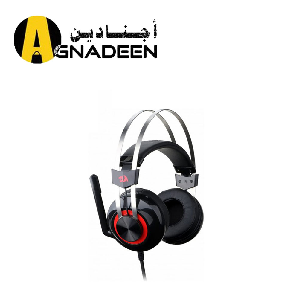 Redragon H601 TALOS 7.1 Channel Surround Stereo Gaming Headset