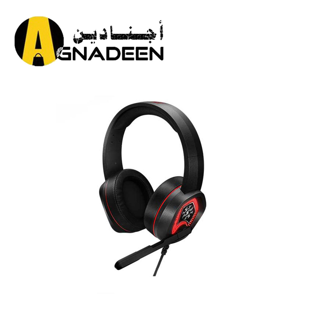 ADATA XPG EMIX H20 RGB Gaming Headset black Virtual 7.1 surround