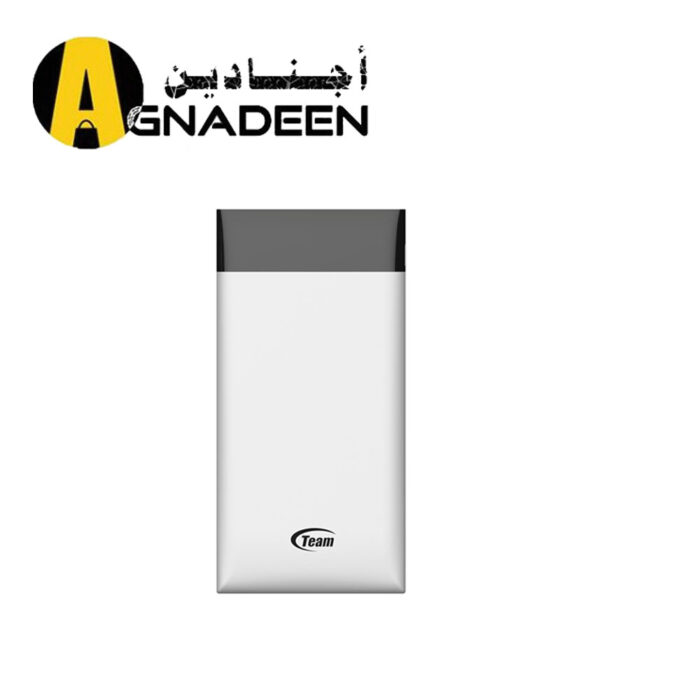 Power Bank - 15000 MAh - White- Team group