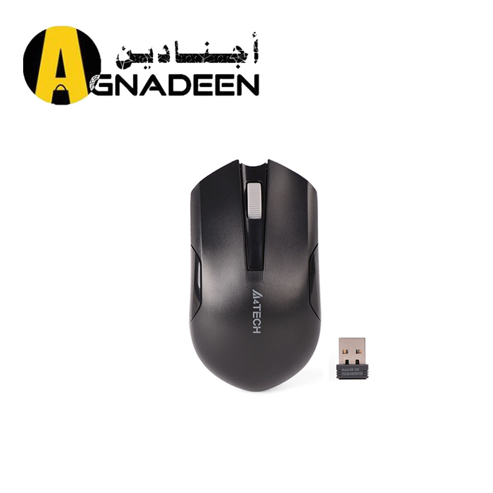 A4Tech G3-200N 2.4G Reliable Wireless Mouse