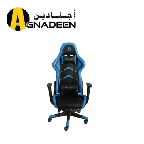 Marvo Scorpion CH-106 Adjustable Gaming Chair-BLUE