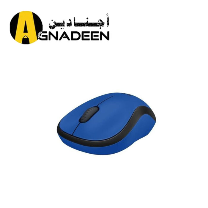 Logitech M220 Wireless Mouse - Blue