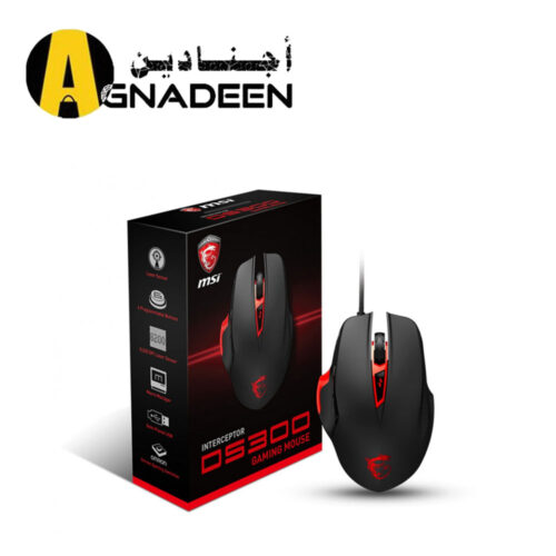 Interceptor DS300 Gaming Mouse