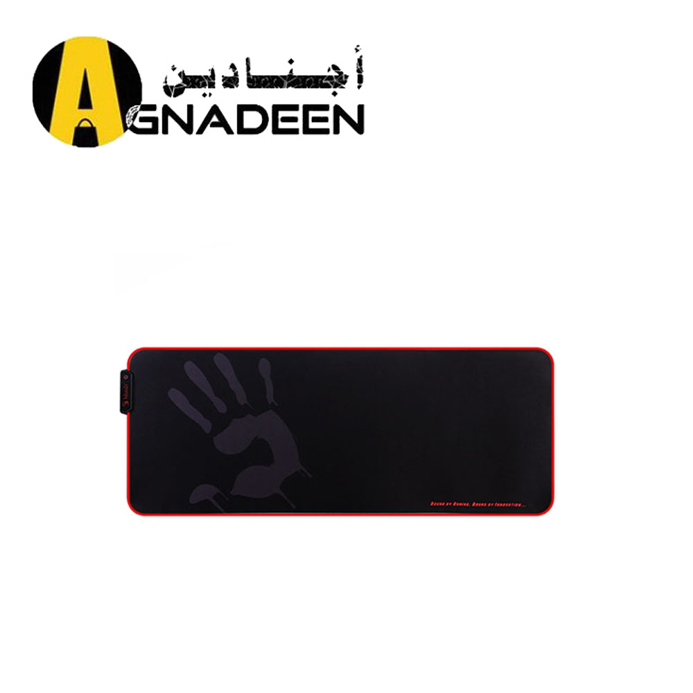 MP-80N EXTENDED ROLL-UP FABRIC RGB GAMING MOUSE PAD