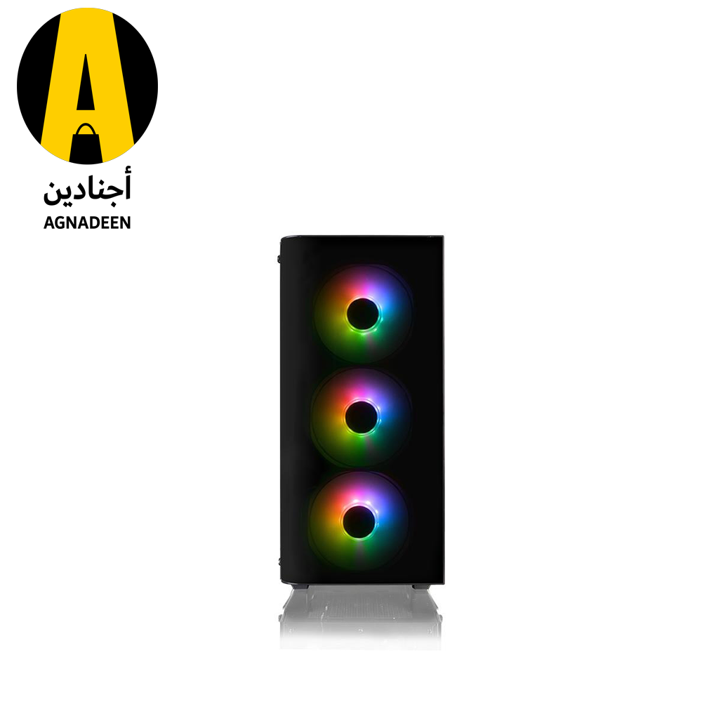 THERMALTAKE View 21 Tempered Glass RGB Plus Tower